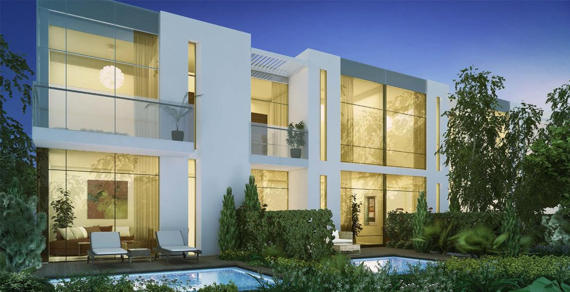 Prices Starting at AED 1.55 million Only