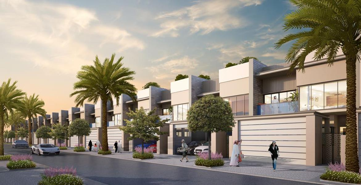 2, 3 &amp; 4 Bedroom Townhouses,<div>Starting From AED 1.7 Million</div>