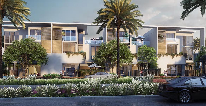 Villages in Dubai South Villages in the South Dubai area