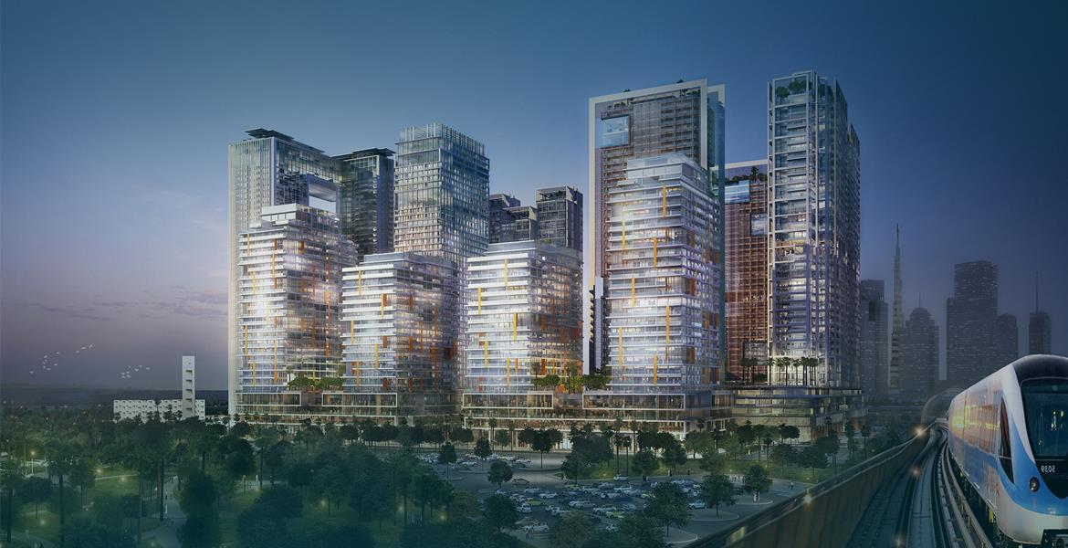 Starting From AED 1.1 Million Only