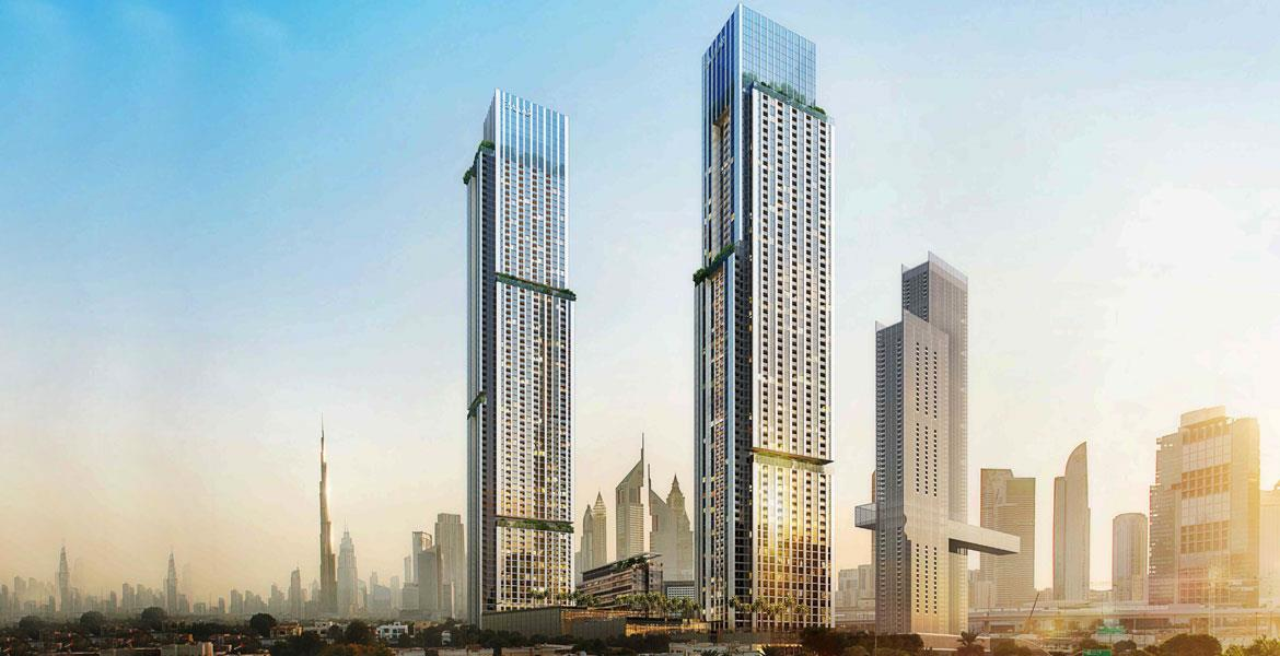 1/2/3 Bedroom Branded Apartments,<div><br><div>Starting From AED 1,320,888 Only</div></div>