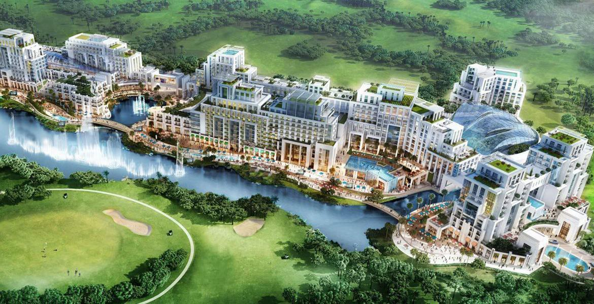 Starting From AED 1,050,000 Million