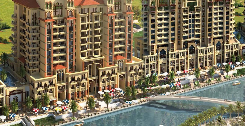 Canal Residence, Dubai Sports City, Dubai