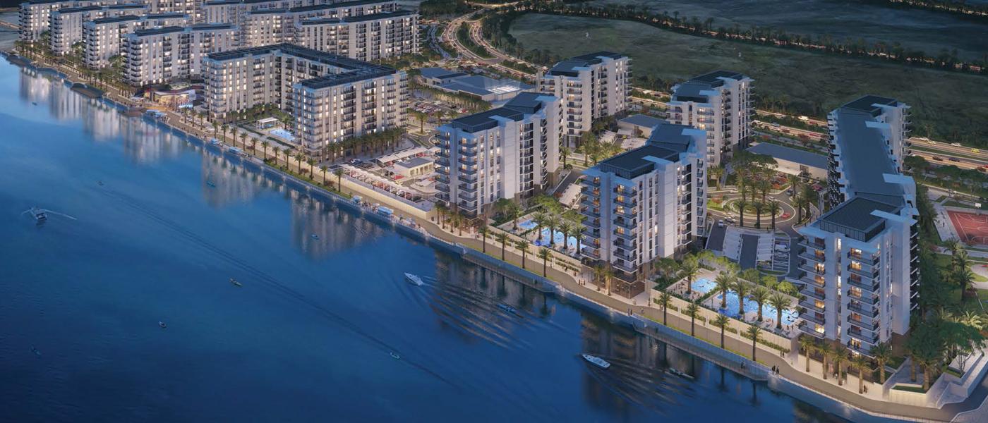 Waters Edge at Yas Island, Abu Dhabi - Aldar Properties
