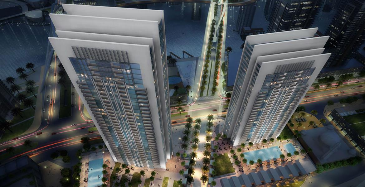 2 BR Starting From AED 1,602,888