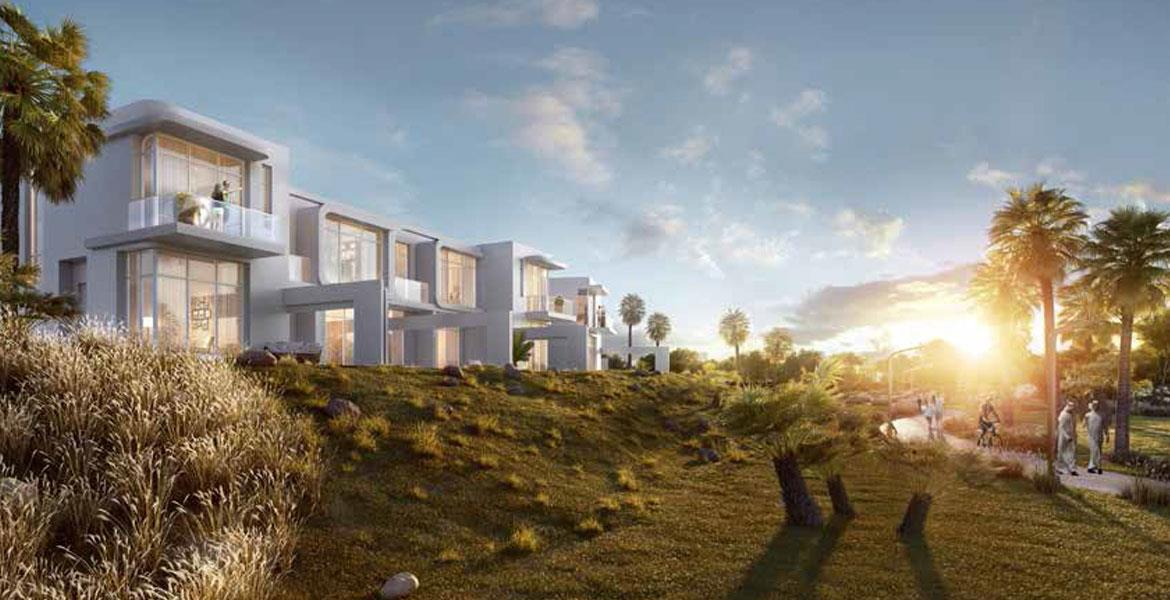 Luxury Villas in Damac Hills