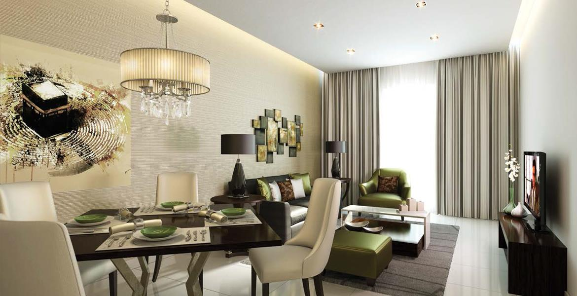 2 BR Starting From AED 1,668,000