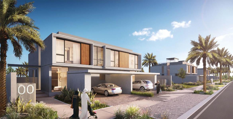 Offering 5 unique styles 3 & 4 Bedroom villas