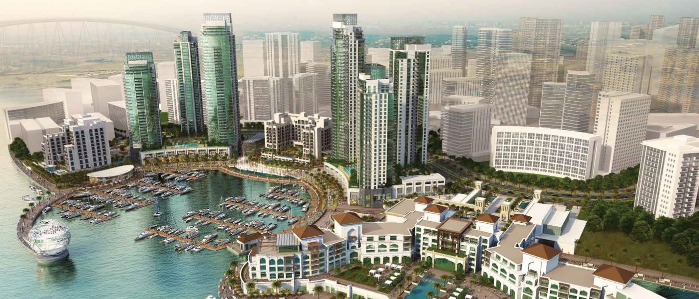 4 BR Starting From AED 5,830,888