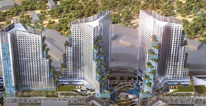 Azizi Victoria Apartments, MBR City, Dubai