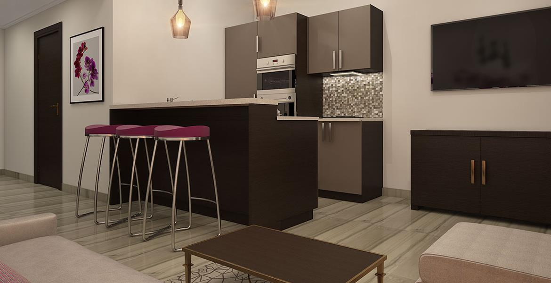 Studio & One Bedroom Apartments