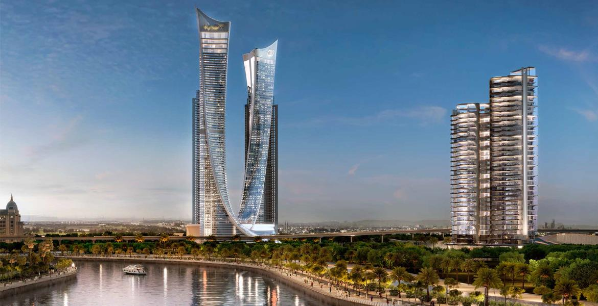 Aykon City Tower, Business Bay, Dubai