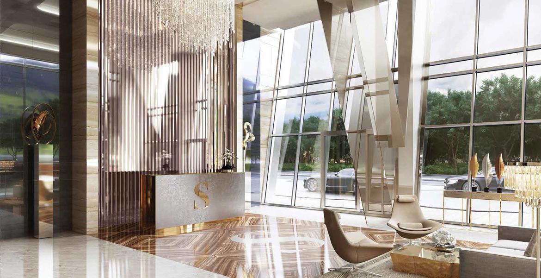 Sterling Tower In Dubai By Omniyat