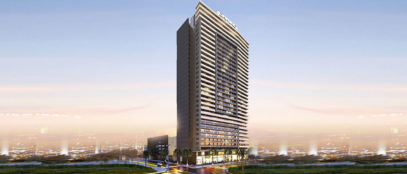 DAMAC Tower 108 at Jumeirah Village Circle (JVC), Dubai