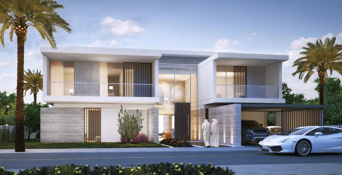Offering Luxury 6 &amp; 7 Bedroom Villas<div><br></div><div>Starting From AED 11.5 M Only</div>