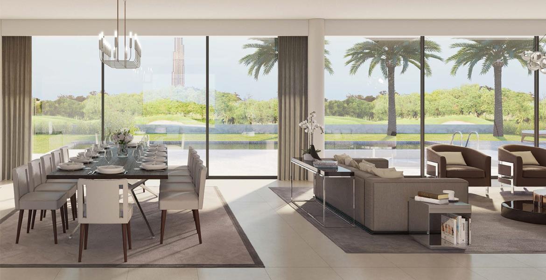 Fairway Vistas Villas - Dubai Hills Estate