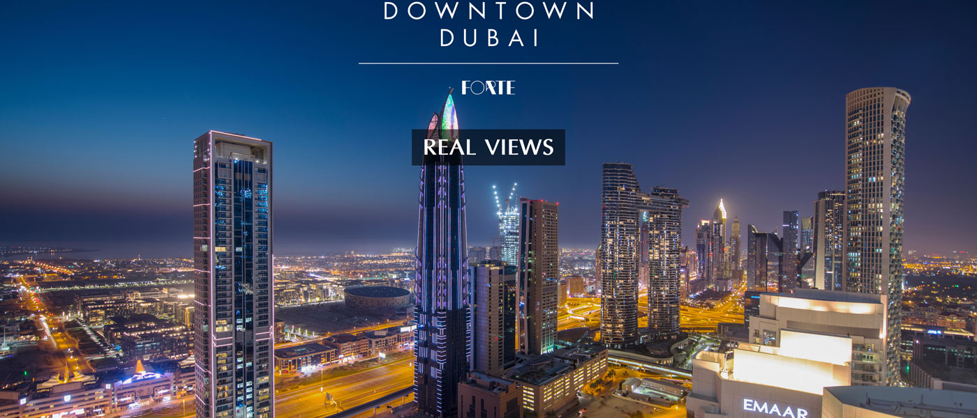 1, 2, 3, and 4 Bedroom Apartments,<div><br></div><div>2 BR Starting From AED 2,275,888</div>