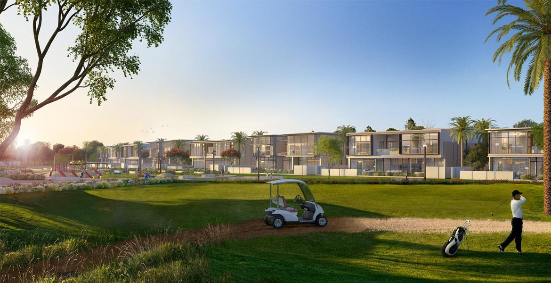 Golf Place Villas, Dubai Hills Estate, Dubai