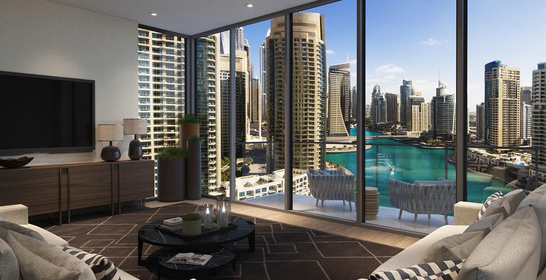 <div>Studio/1/2/3 Beds&nbsp;Apartments &amp; 4 Beds Penthouses</div>