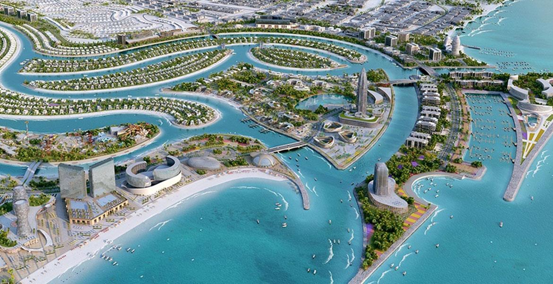 <div>3, 4, 5 &amp; 6 Bedroom Beach Front Villas</div><div><br></div><div>Starting From AED 2.3 Million Only</div>
