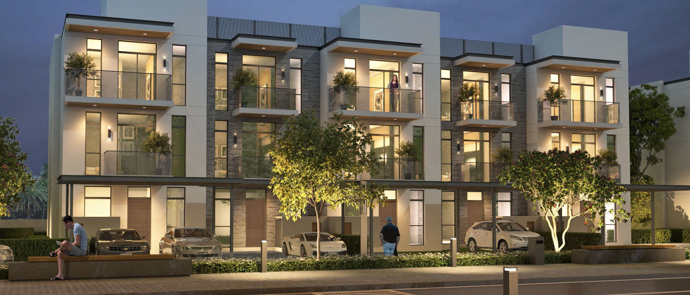4 Bedroom Townhouses
