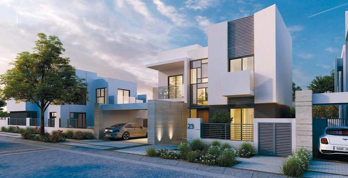 <div>Luxury 3, 4 & 5 Bedroom Villas & Townhouses,</div><div>Just 5% as Down Payment</div>
