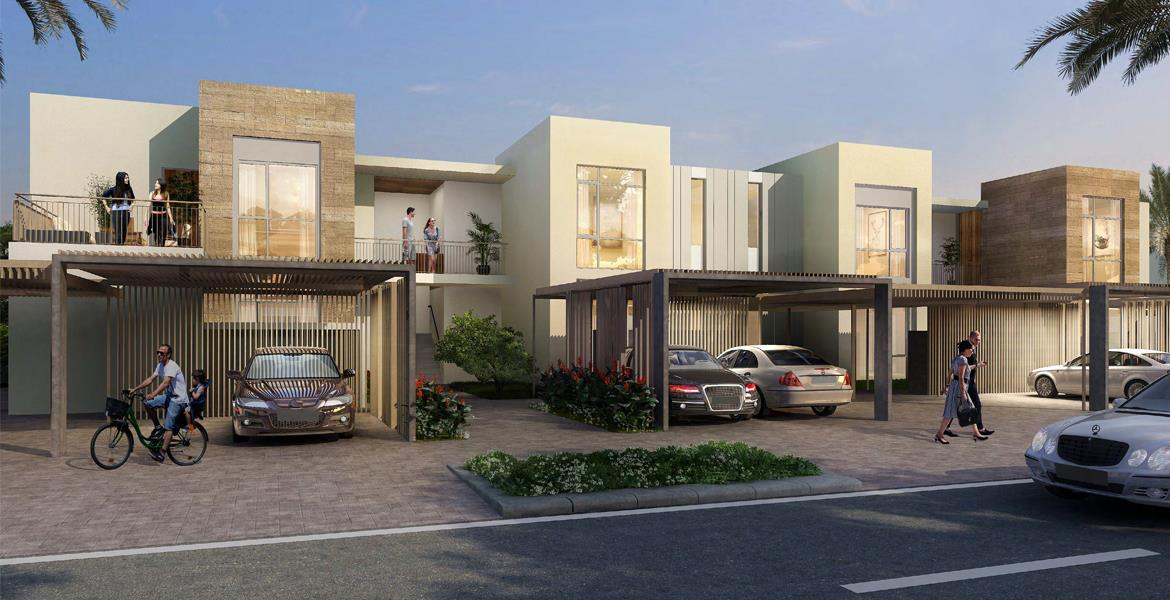 Saffron Townhouses, Dubai South, Dubai