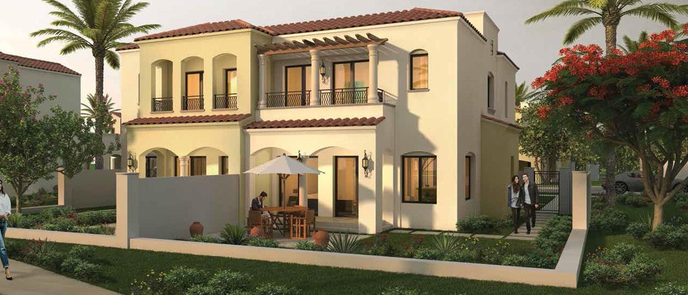 2/3/4 Bedroom Townhouses & Villas