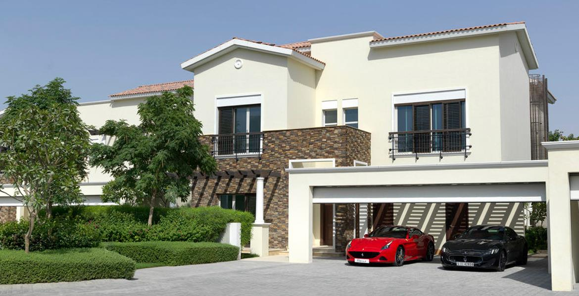 District One Villas at MBR City, Dubai