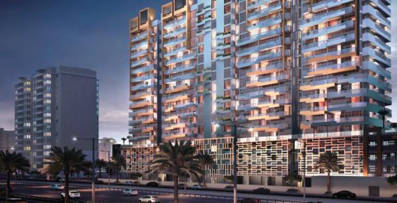 Azizi Grand Apartments, Dubai Sports City, Dubai
