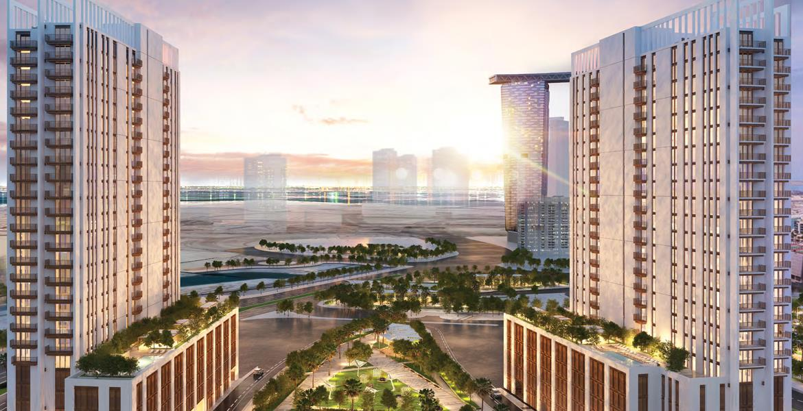 Aldar Reflection Towers – Reem Island (Abu Dhabi)
