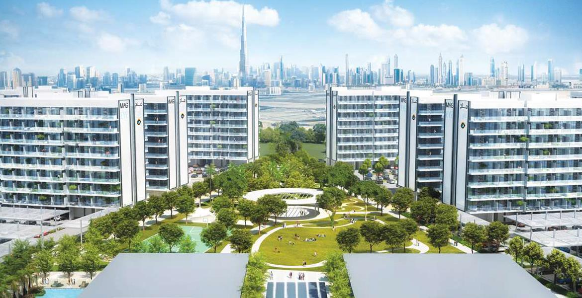 Offering Studios and 1 Bedroom Apartments<div>Prices Starting From AED 475,000 Only</div>