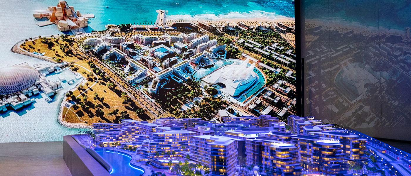 Saadiyat Grove by Aldar & Emaar - Saadiyat Island