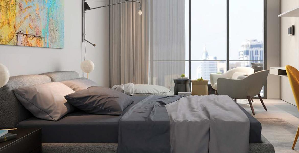 Offering 150 Serviced Residences