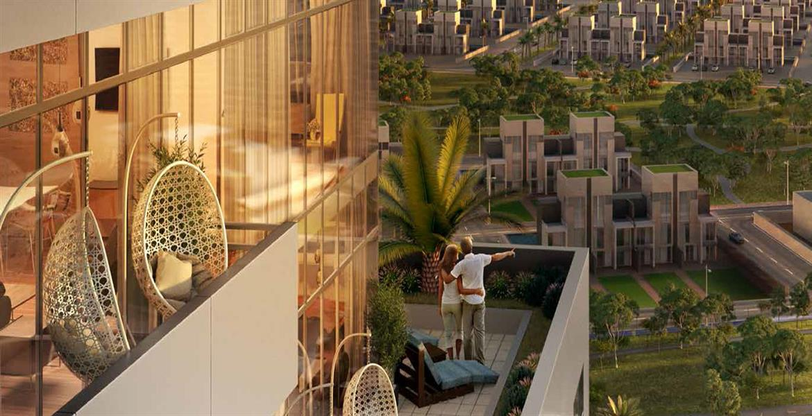 <div>STUDIO, 1 &amp; 2 BEDROOM APARTMENTS</div><div><br></div><div>STARTING FROM AED 450,000</div>