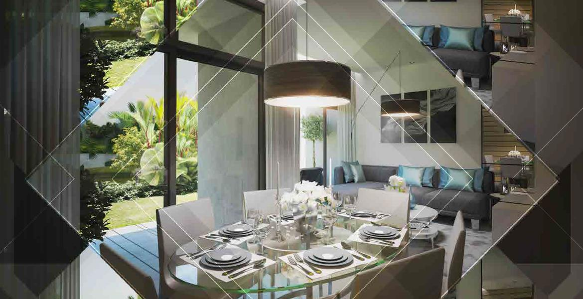 Offers Impressive Designed 4 & 5 Bedroom Villas and Townhouses