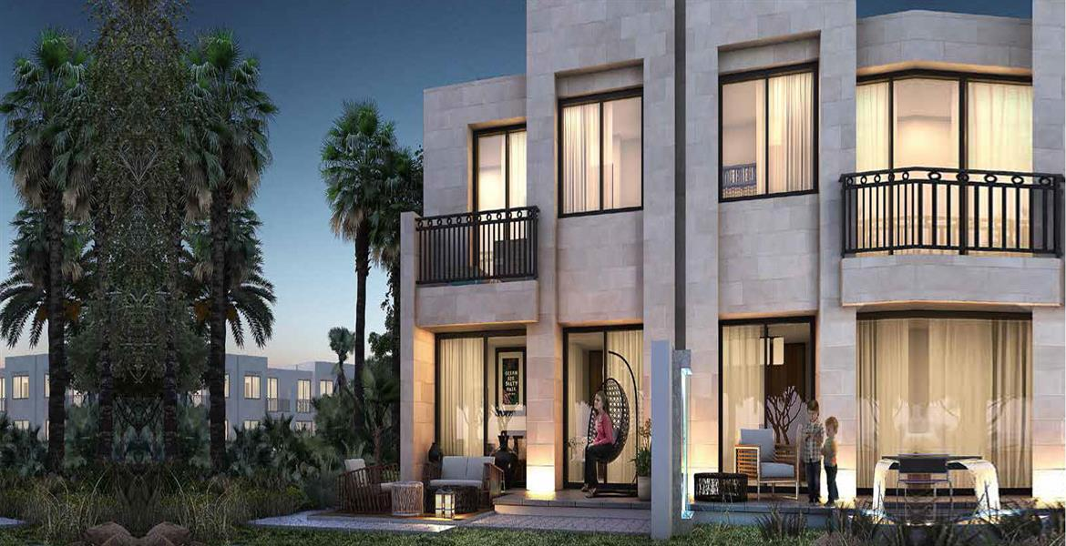 Starting From AED 1,075,000 Onwards