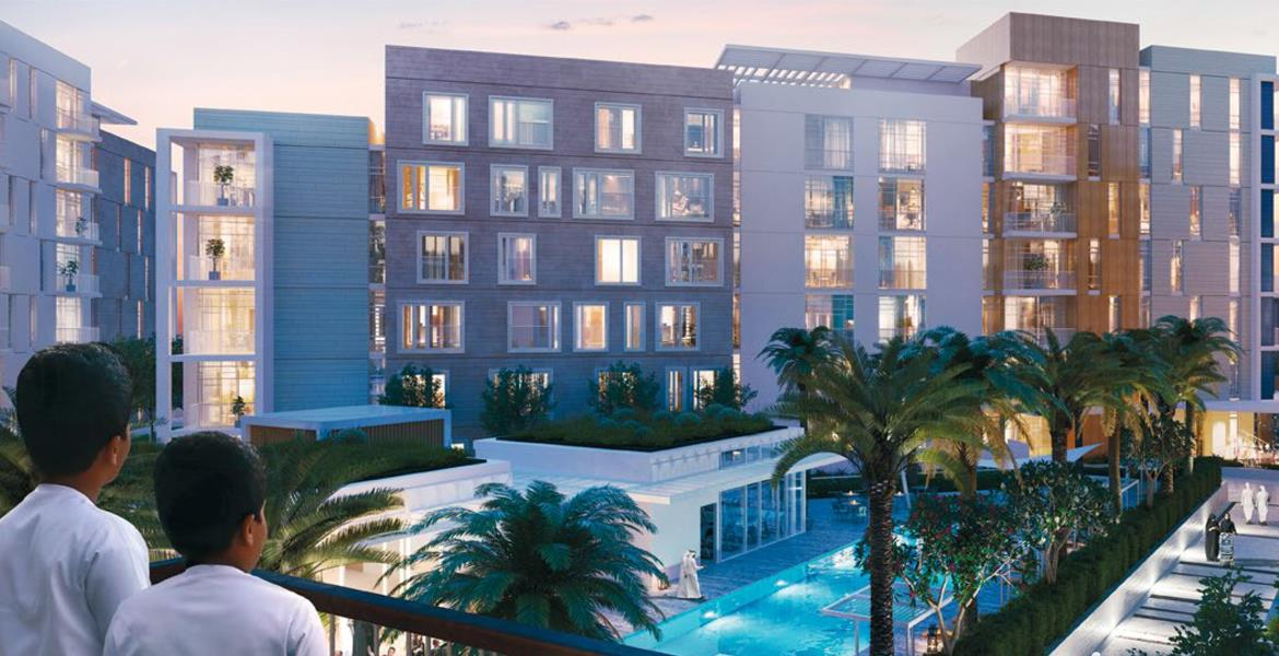 Offers Ranges of Apartments