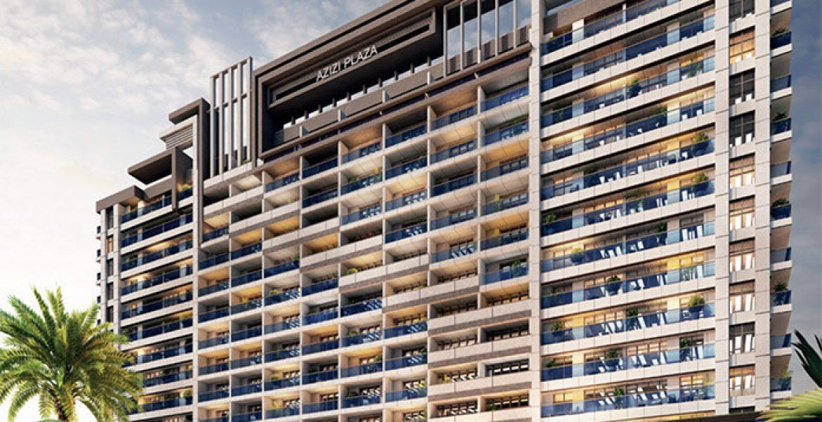 Plaza Residential Apartments
