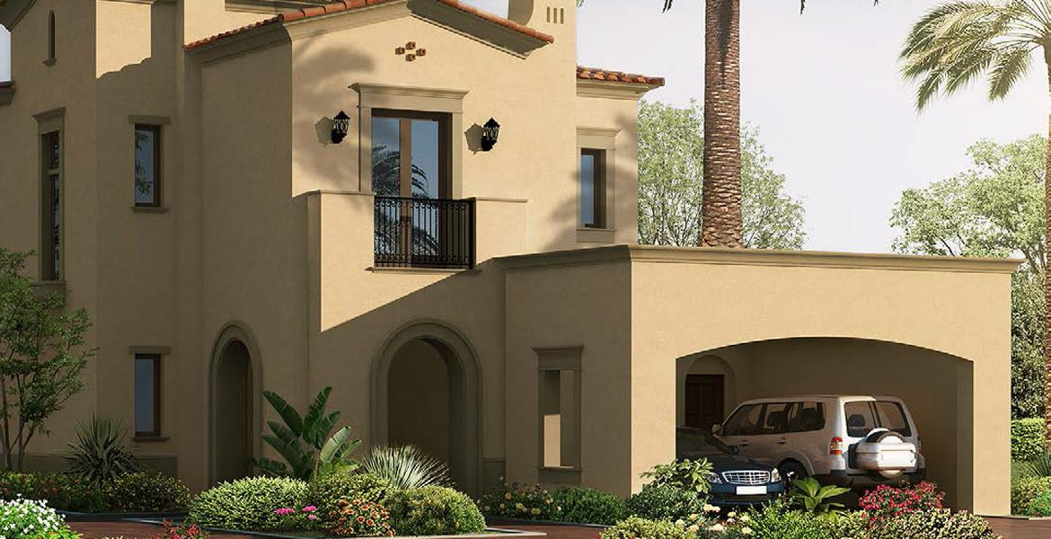 Features 177 Three to Five Bedroom Villas