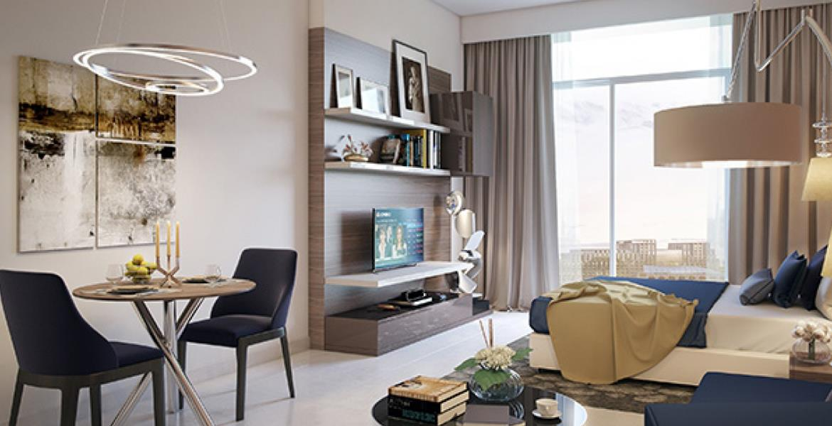 Starting 1-bedroom apartment from AED 399,000