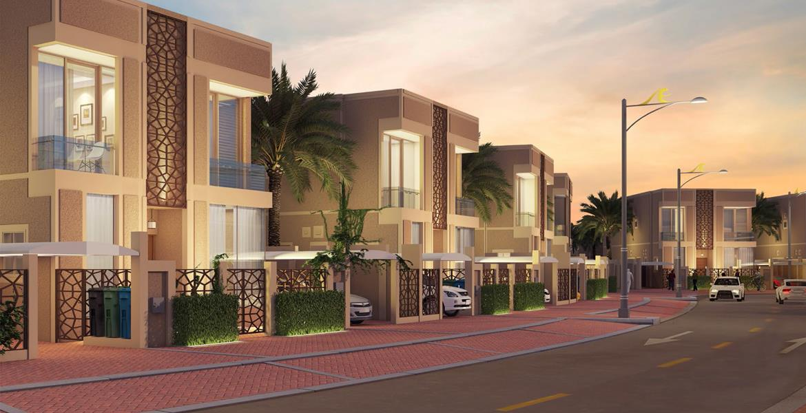 Premium 5 & 6 Bedroom Luxury Villas<div><br></div><div>Starting From AED 2.9 M</div>