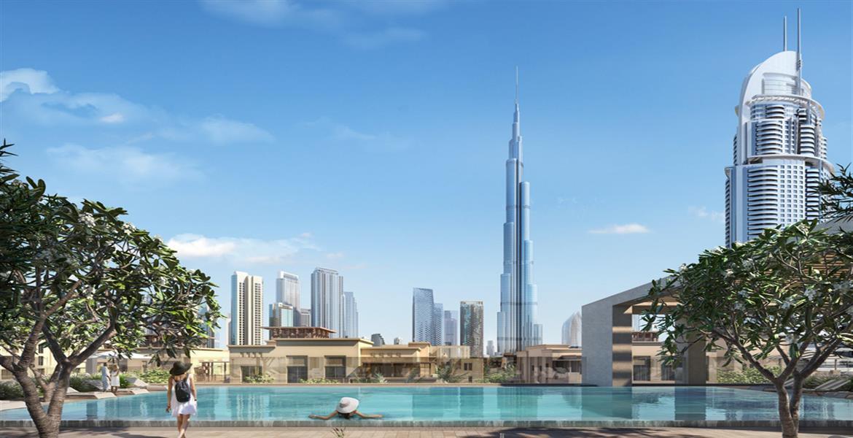 Burj Royale by Emaar at Downtown Dubai