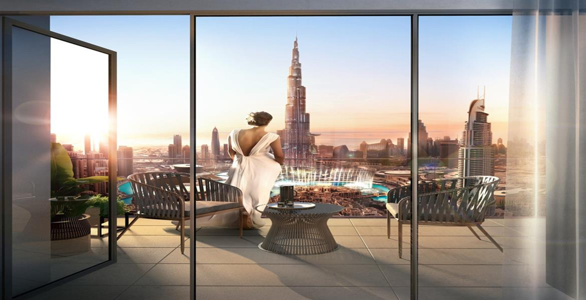 Burj Royale by Emaar at Downtown Dubai