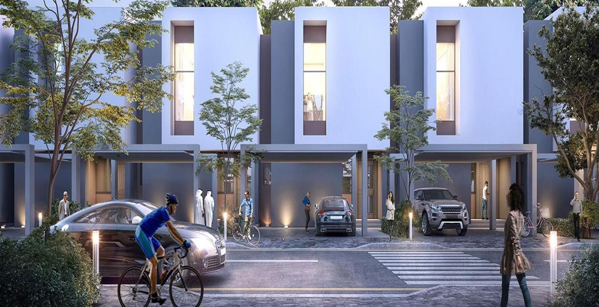 Luxury 3 Bedroom Semi-Detached Villas<div>2 Bedroom Townhouses From AED1,199,000</div>