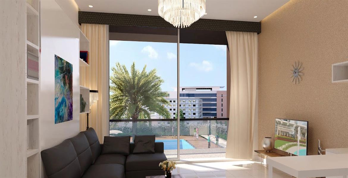Luxury Studio, 1 &amp; 2 Bedroom Apartments<div>Starting From AED 385,000</div>