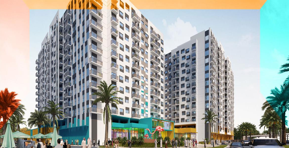 The Nook By Wasl Properties at Wasl Gate - Dubai