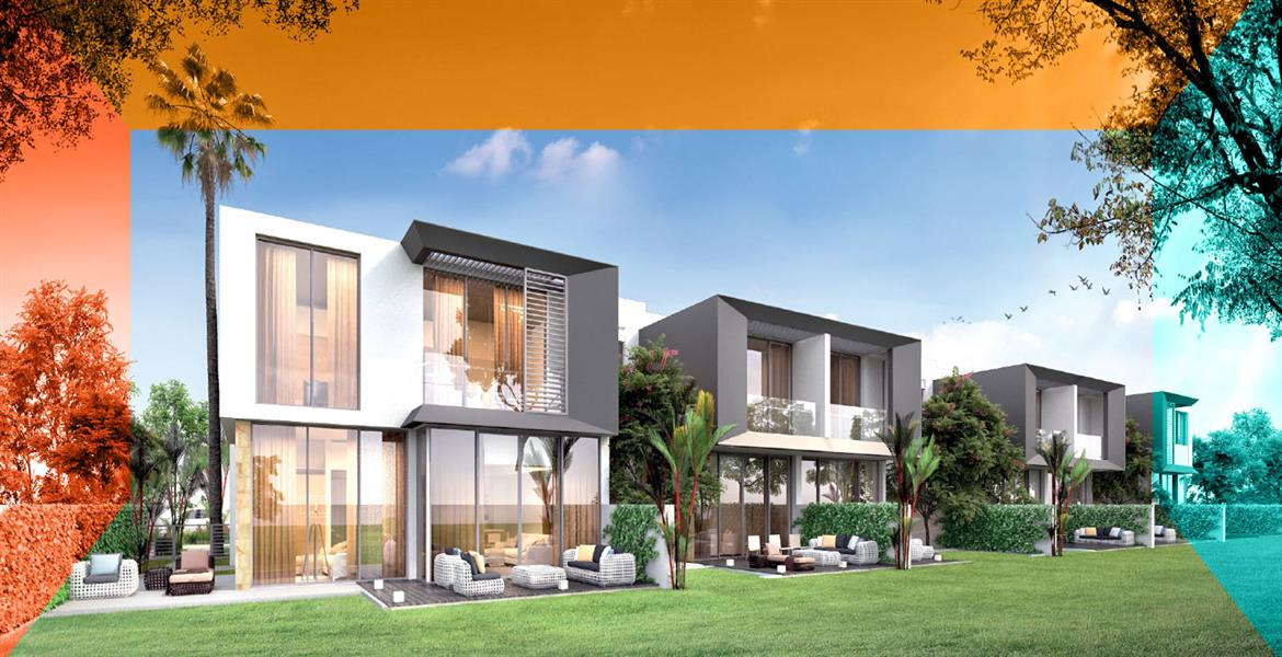Gardenia Townhomes at Wasl Gate by Wasl Properties