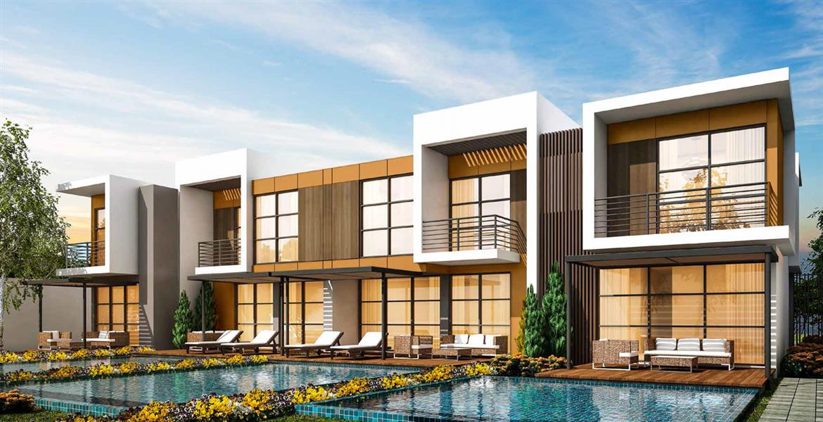 Presenting Luxury 4 Bedroom Villas