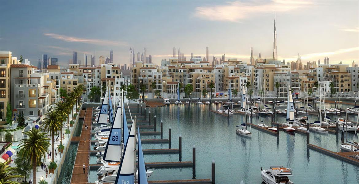 La Rive by Meraas at Port De La Mer, Dubai